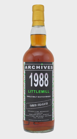 Littlemill 1988 Archives
